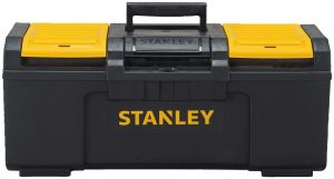STANLEY Tool Box, One Latch Toolbox, 24-Inch (STST24410)