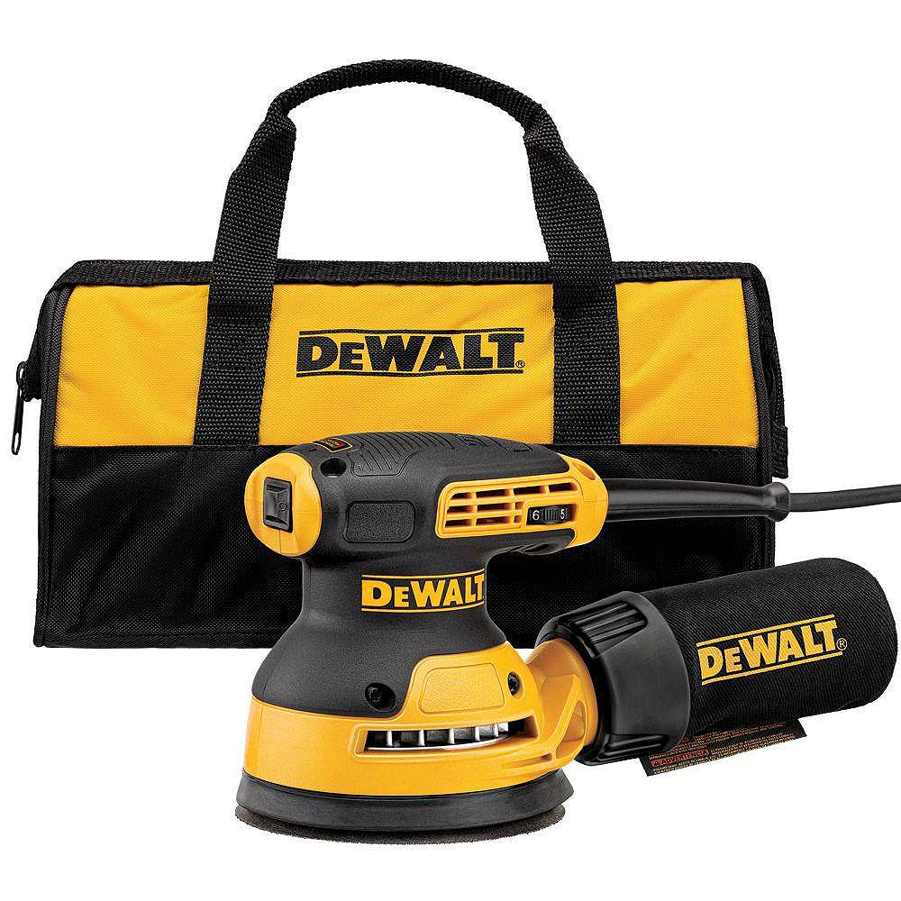 DeWalt palm sander Review 2021